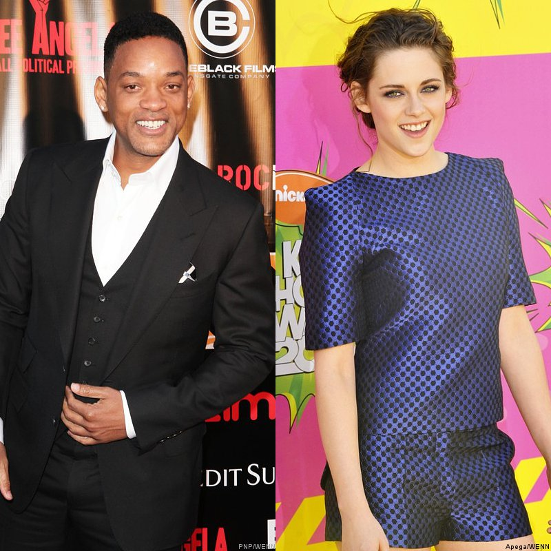 Will Smith Is in Talks to Star in 'Focus', Kristen Stewart Quits the Project