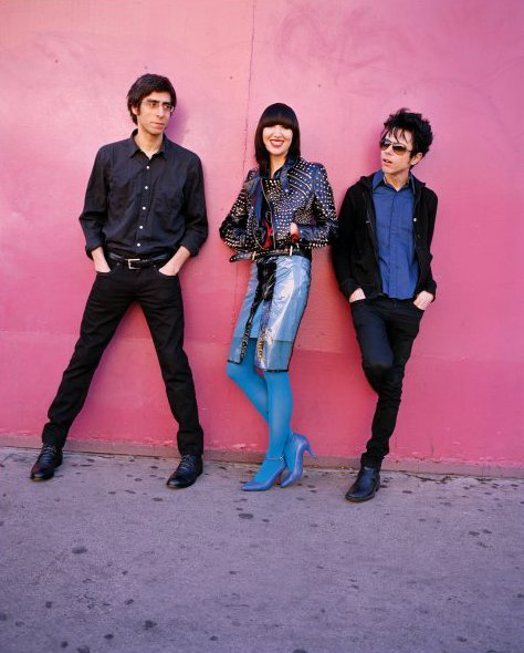 Yeah Yeah Yeahs Unveil New Songs in Pomona Gig
