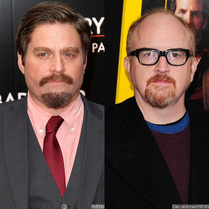 Zach Galifianakis and Louis C.K. Team Up for FX's Comedy Pilot