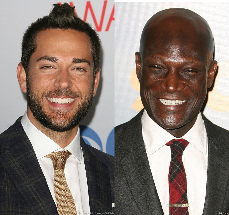 Zachary Levi Cast in FOX's Comedy Pilot, Peter Mensah Joining 'True Blood'