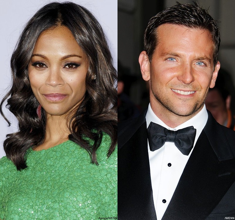 Zoe Saldana and Bradley Cooper Are Not More Than Just Friends, Rep Insists