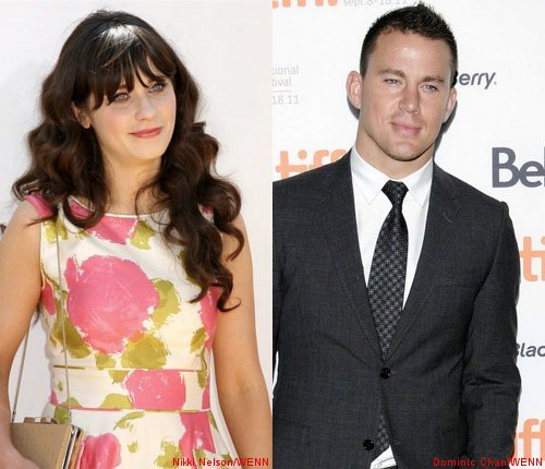 Zooey Deschanel, Channing Tatum Hooked for 'SNL' Debut