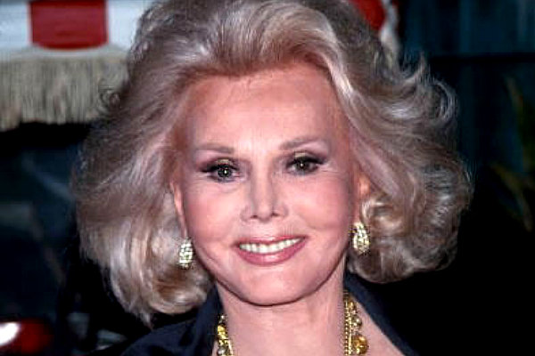 Zsa Zsa Gabor and Conrad Hilton's Daughter Francesca Dies of Apparent Stroke