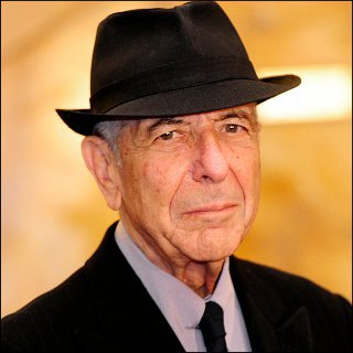 Leonard Cohen Profile Photo