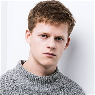 lucas hedges photoshoot