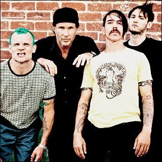 Red Hot Chili Peppers Profile Photo