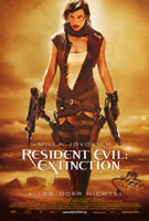 More Resident Evil: Extinction Production Stills Come Up