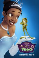 Princess and the Frog, The picture