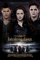 The Twilight Saga's Breaking Dawn Part II Poster