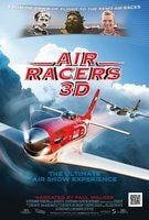 Air Racers 3D Poster