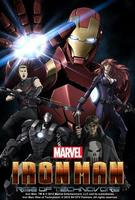 Iron Man: Rise of Technovore Poster