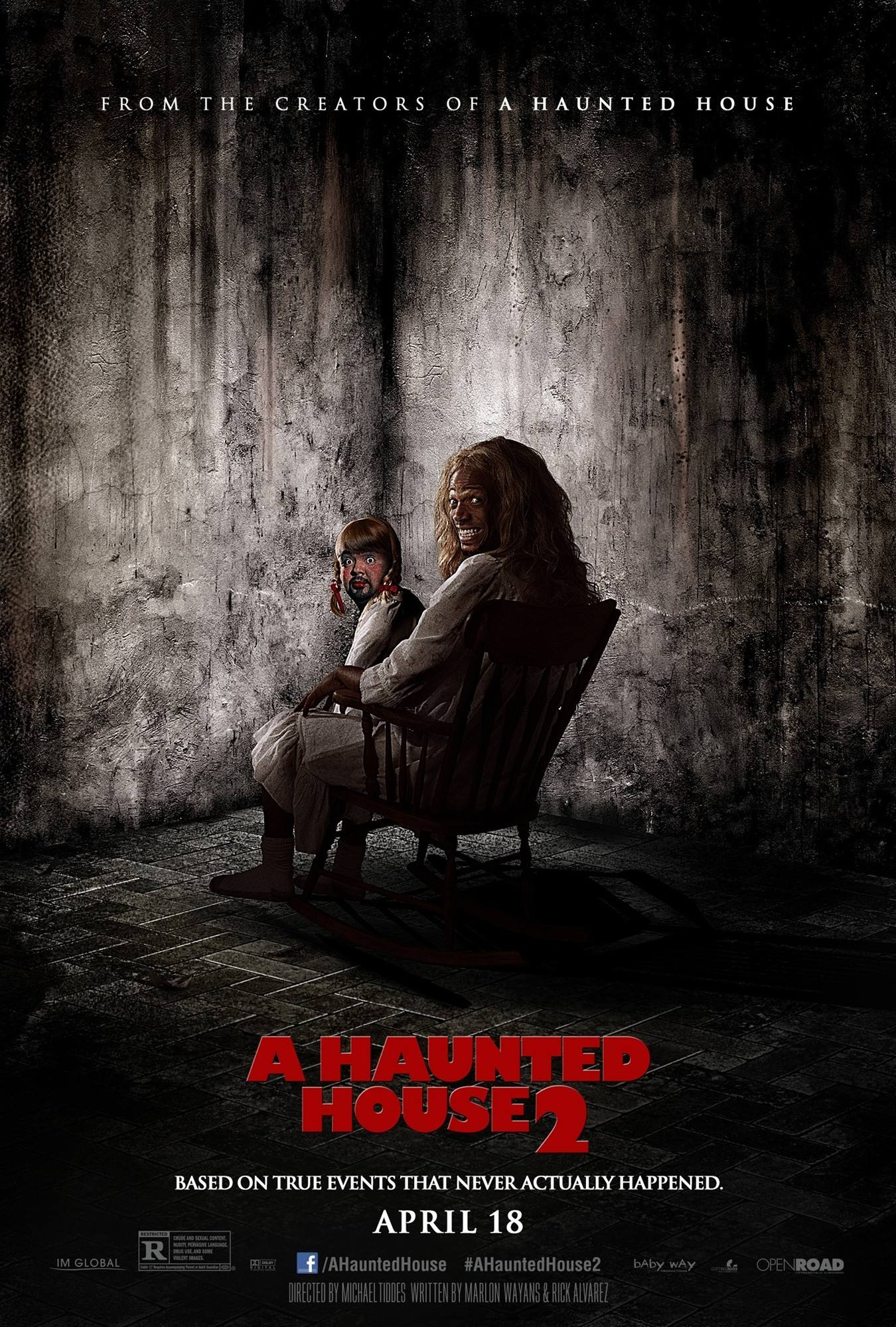 A Haunted House 2 2014 Pictures Trailer Reviews News Dvd And Soundtrack