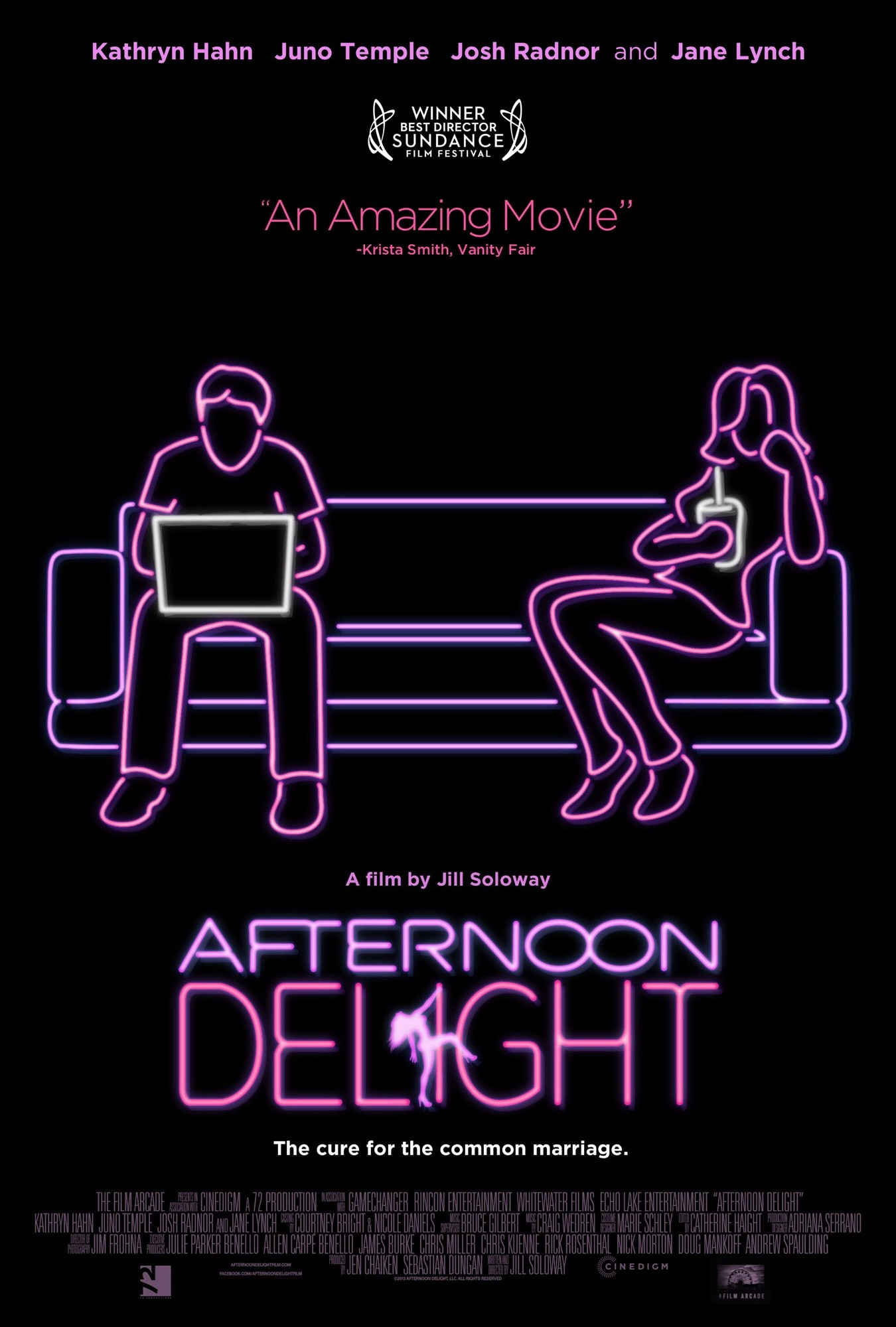 Poster of The Film Arcade's Afternoon Delight (2013)