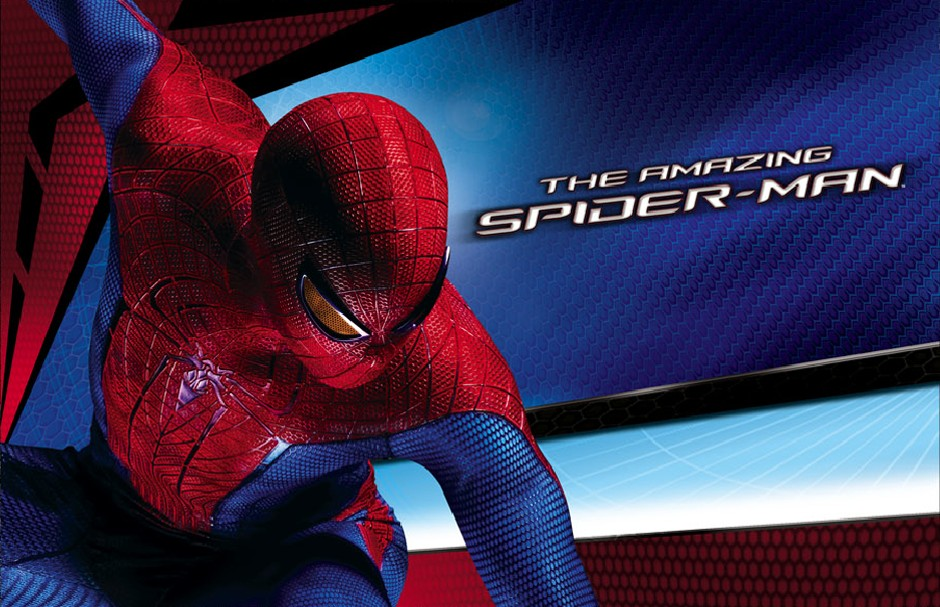 Poster Of Columbia Pictures The Amazing Spider Man 2012