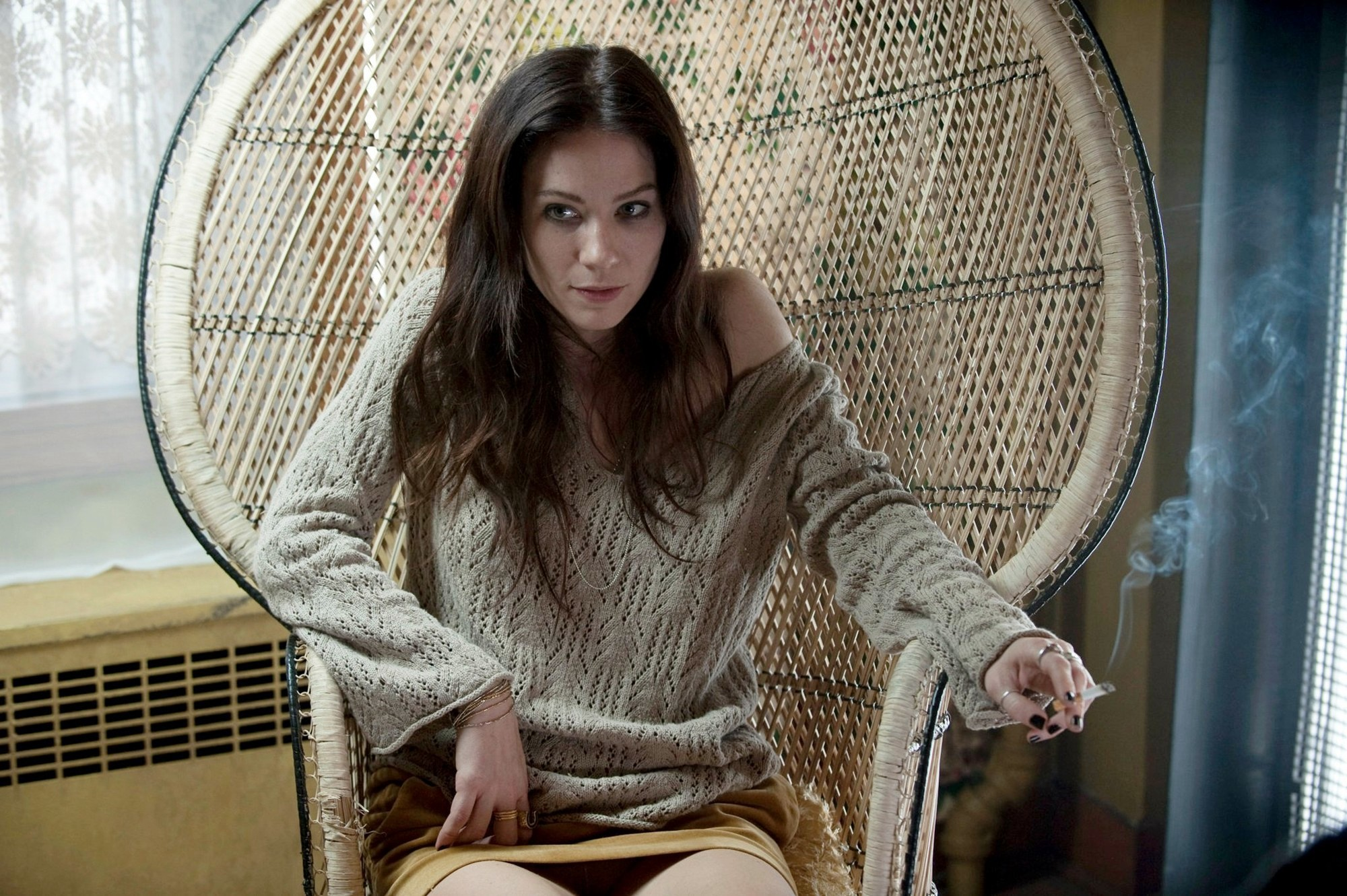 Angels crest picture 7 for Lynn collins hot pic