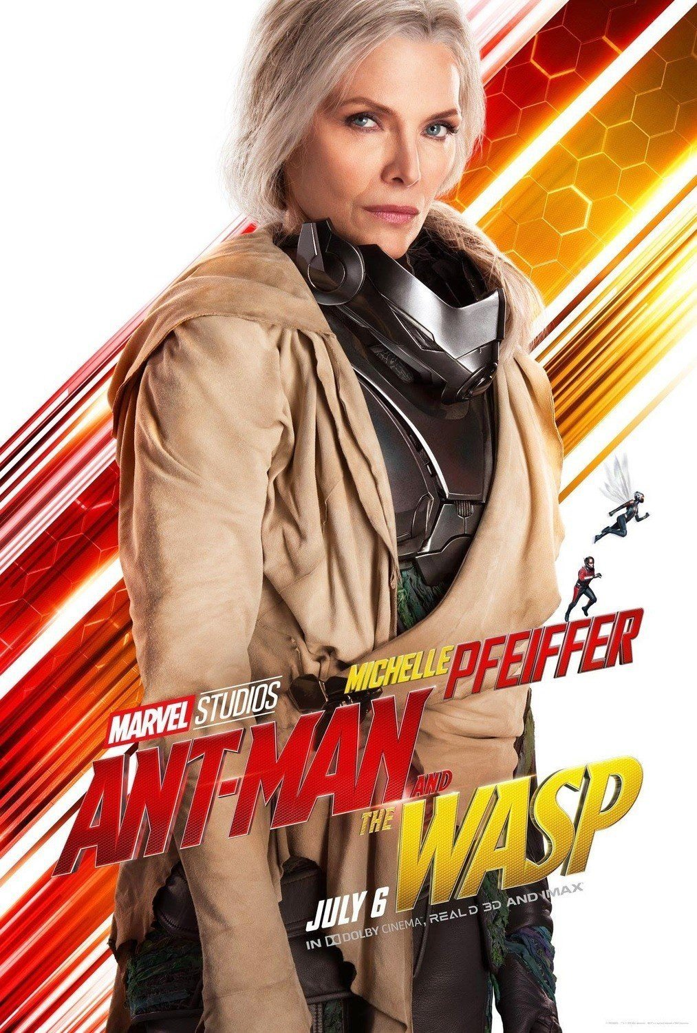 Poster of Walt Disney Pictures' Ant-Man and the Wasp (2018)