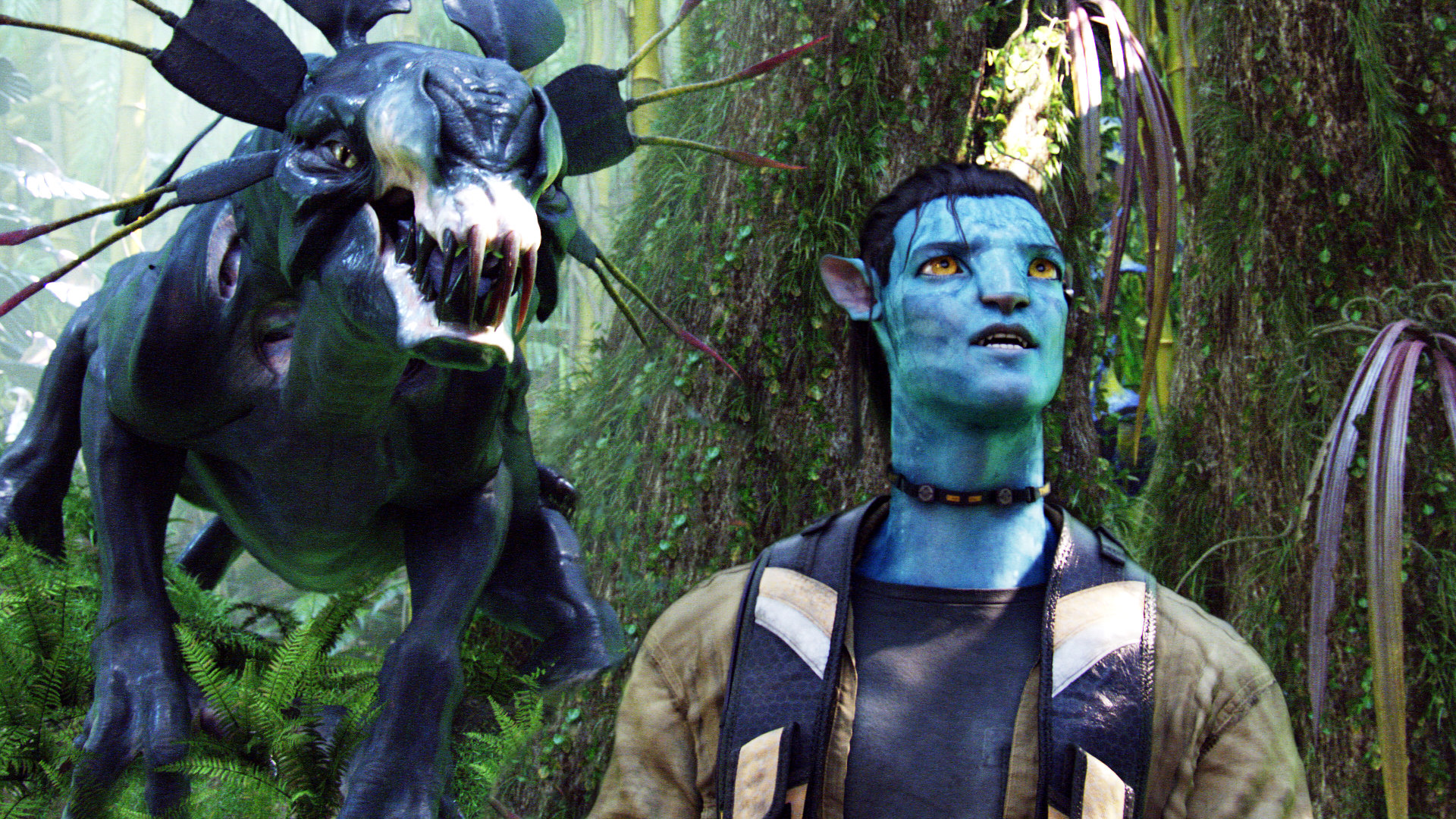 A scene from The 20th Century Fox's Avatar (2009)
