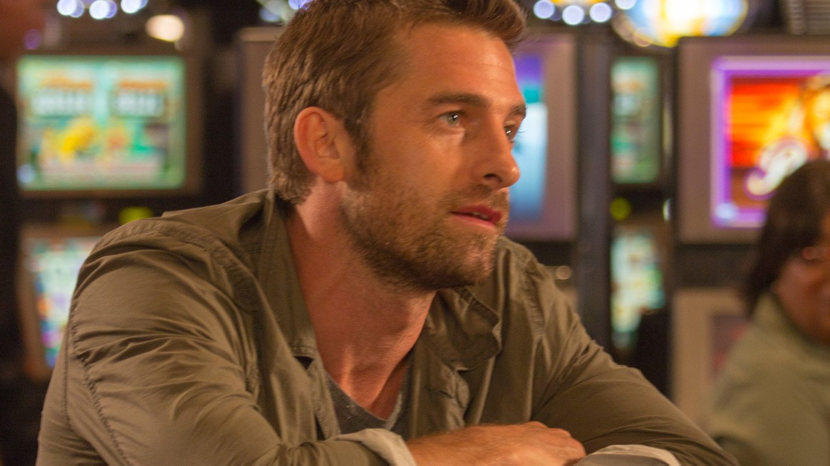 Scott Speedman stars as Jay Wheeler in Roadside Attractions' Barefoot (2014)