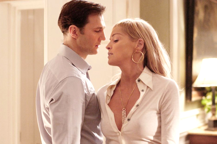 David Morrissey and Sharon Stone in Sony Pictures Entertainment's Basic Instinct 2 (2006)