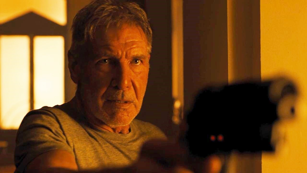 Harrison Ford stars as Rick Deckard in Warner Bros. Pictures' Blade Runner 2049 (2017)