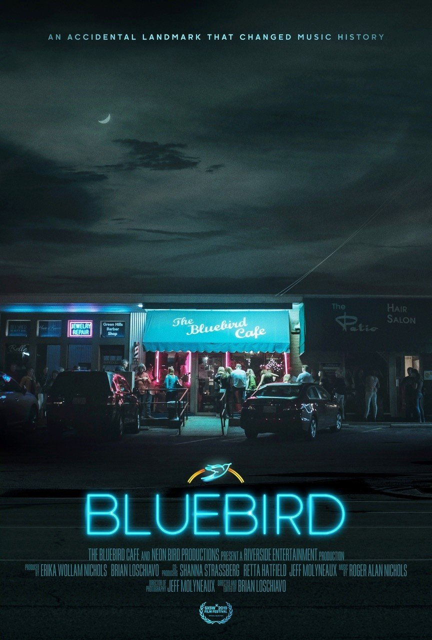 Poster of Cleopatra Entertainment's Bluebird (2019)