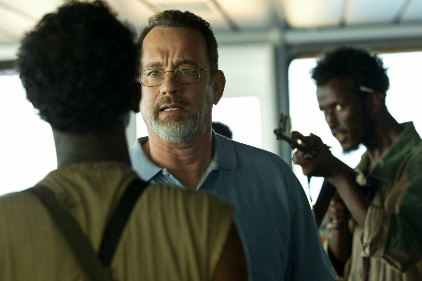 Tom Hanks, Mahat M. Ali