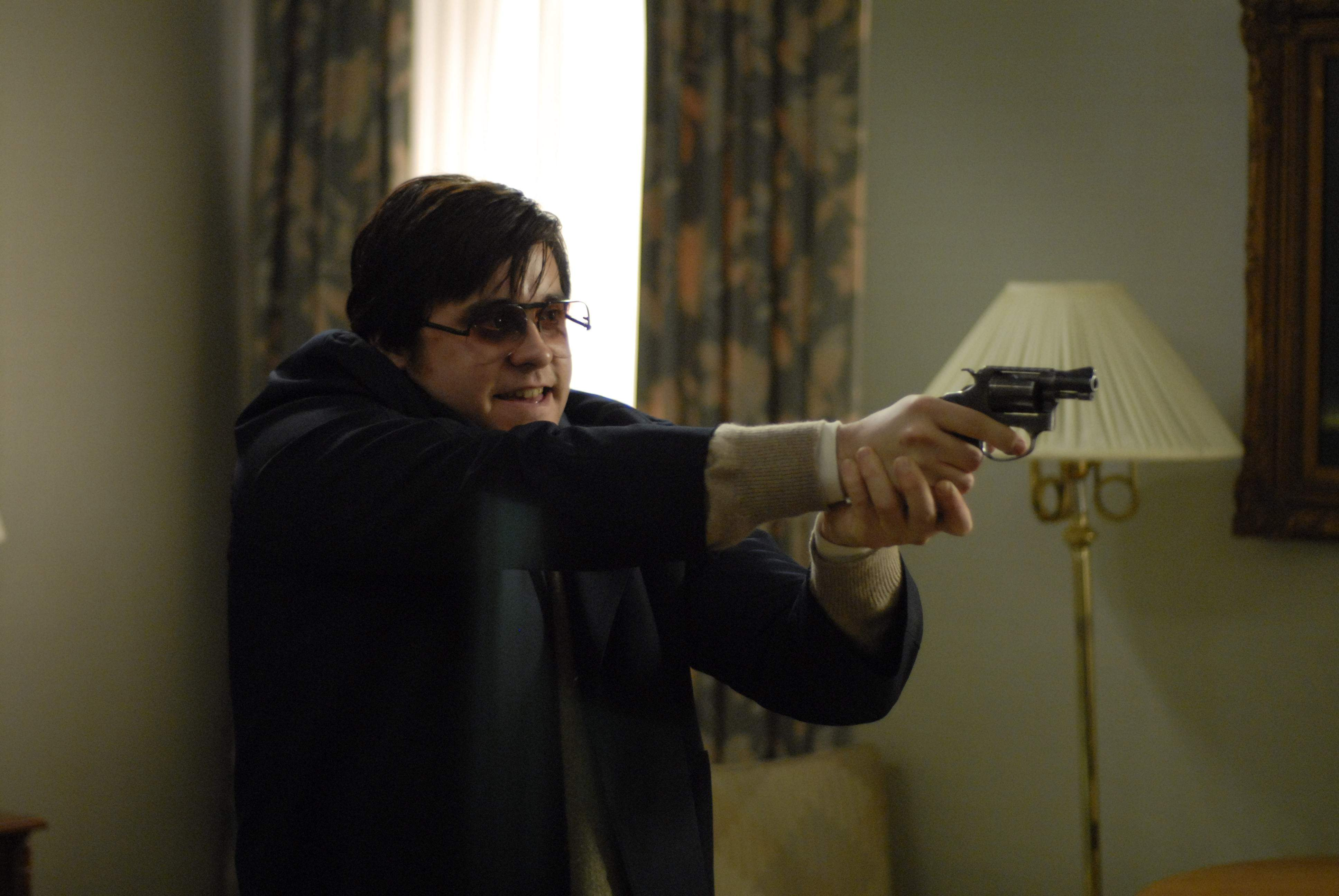 Jared Leto as Mark David Chapman in Peace Arch Entertainment's Chapter 27 (2008)