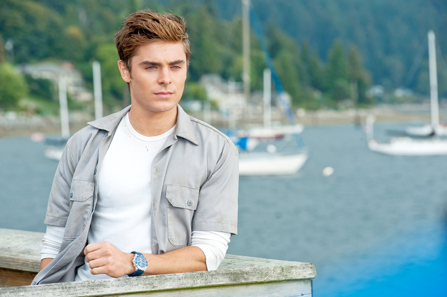 Zac Efron stars as Charlie St. Cloud in Universal Pictures' Charlie St. Cloud (2010)