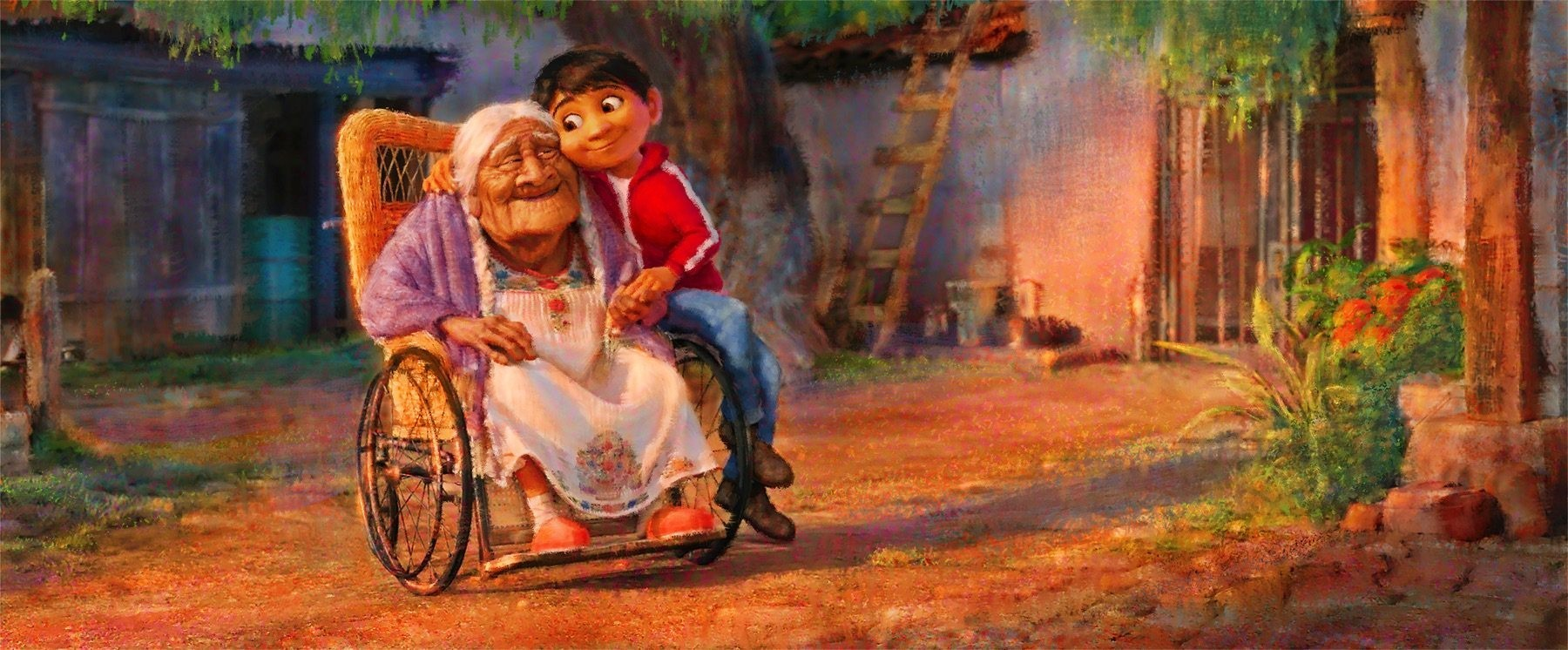 Miguel from Walt Disney Pictures' Coco (2017)