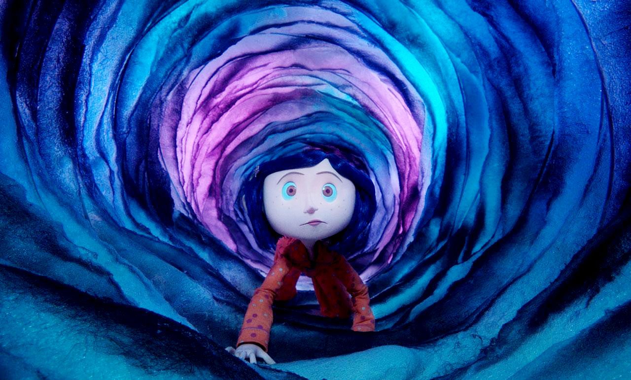 A scene from Focus Features' Coraline (2009)