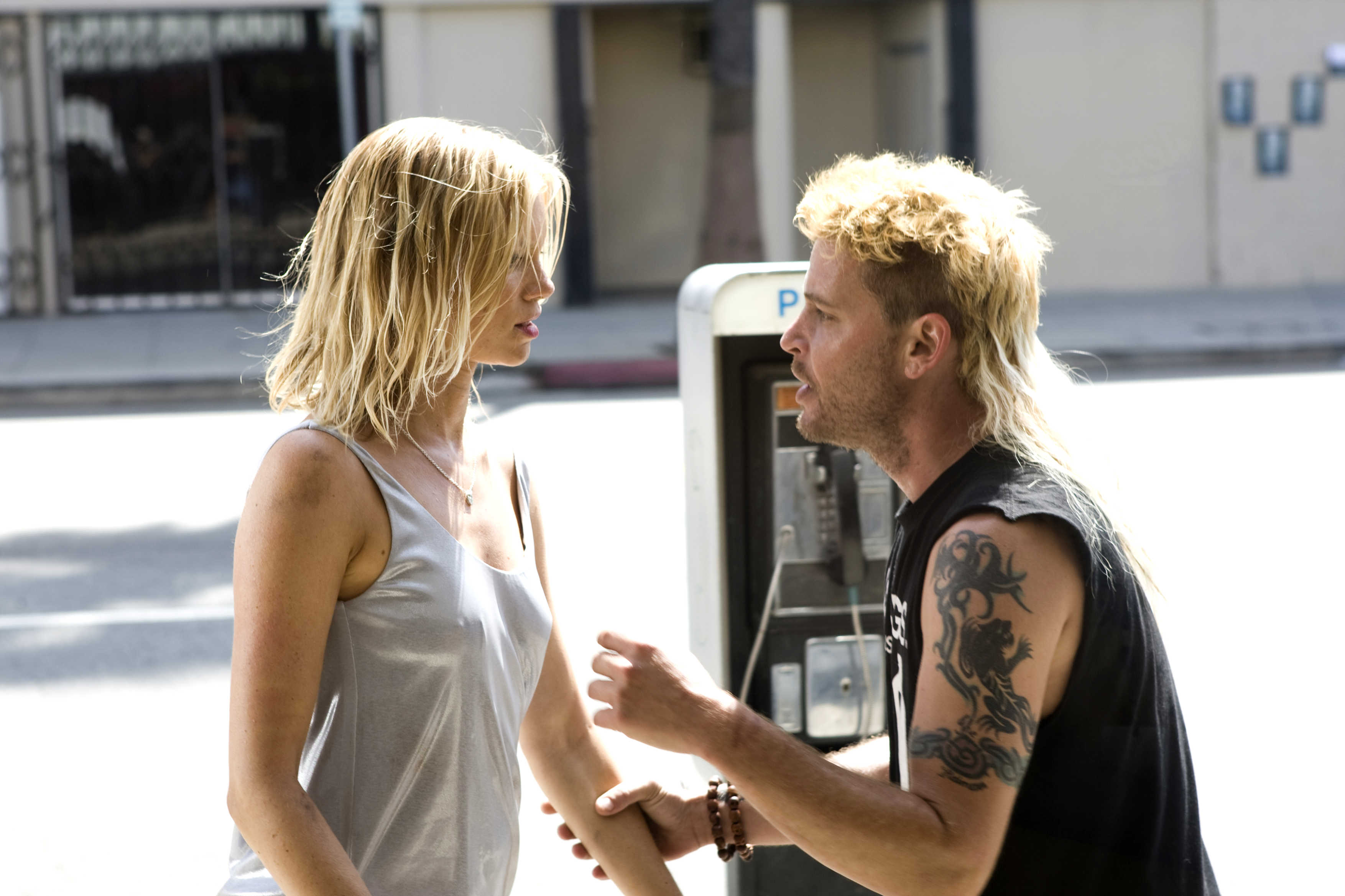 Amy Smart stars as Eve and Corey Haim stars as Randy in Lionsgate Films' Crank: High Voltage (2009)