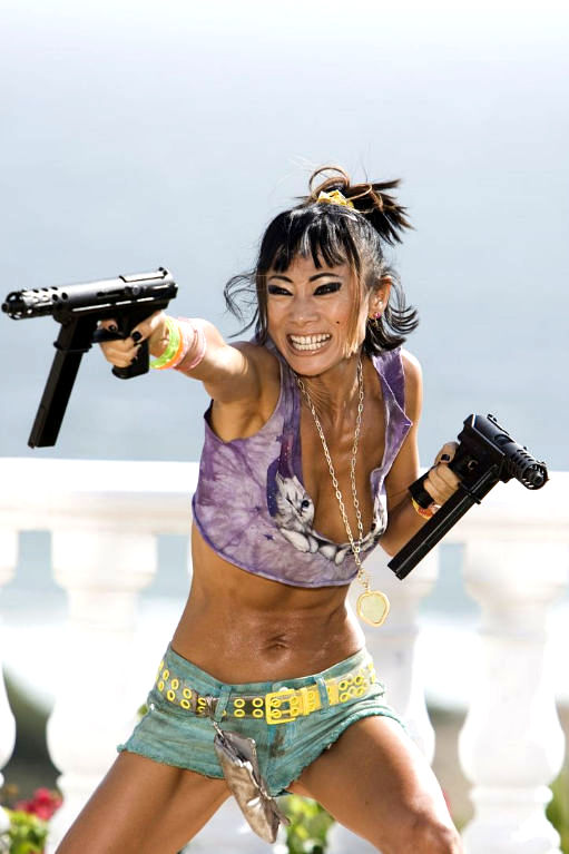 Bai Ling stars as Ria in Lionsgate Films' Crank: High Voltage (2009)
