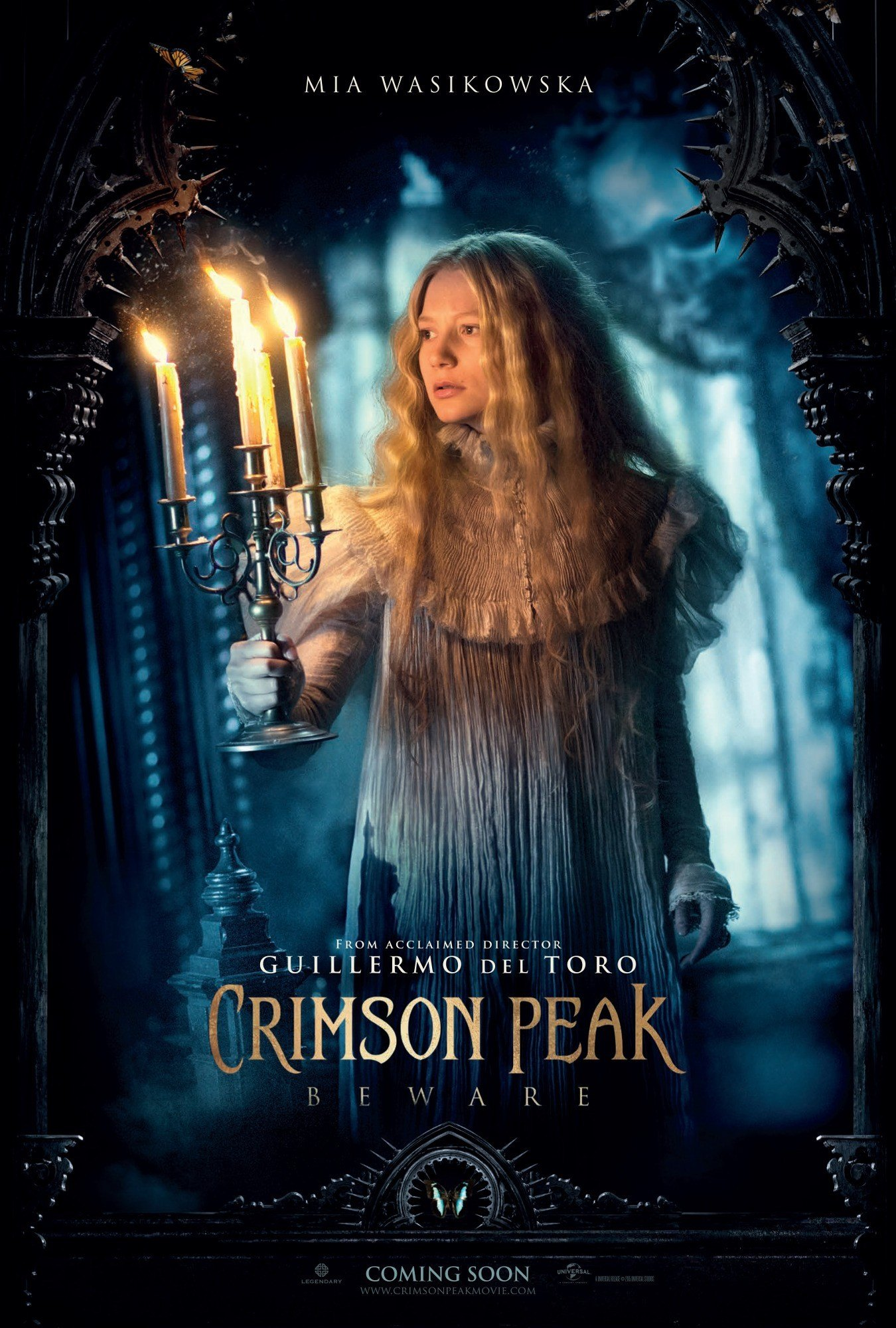 Crimson Peak Crimson Peak Picture 8