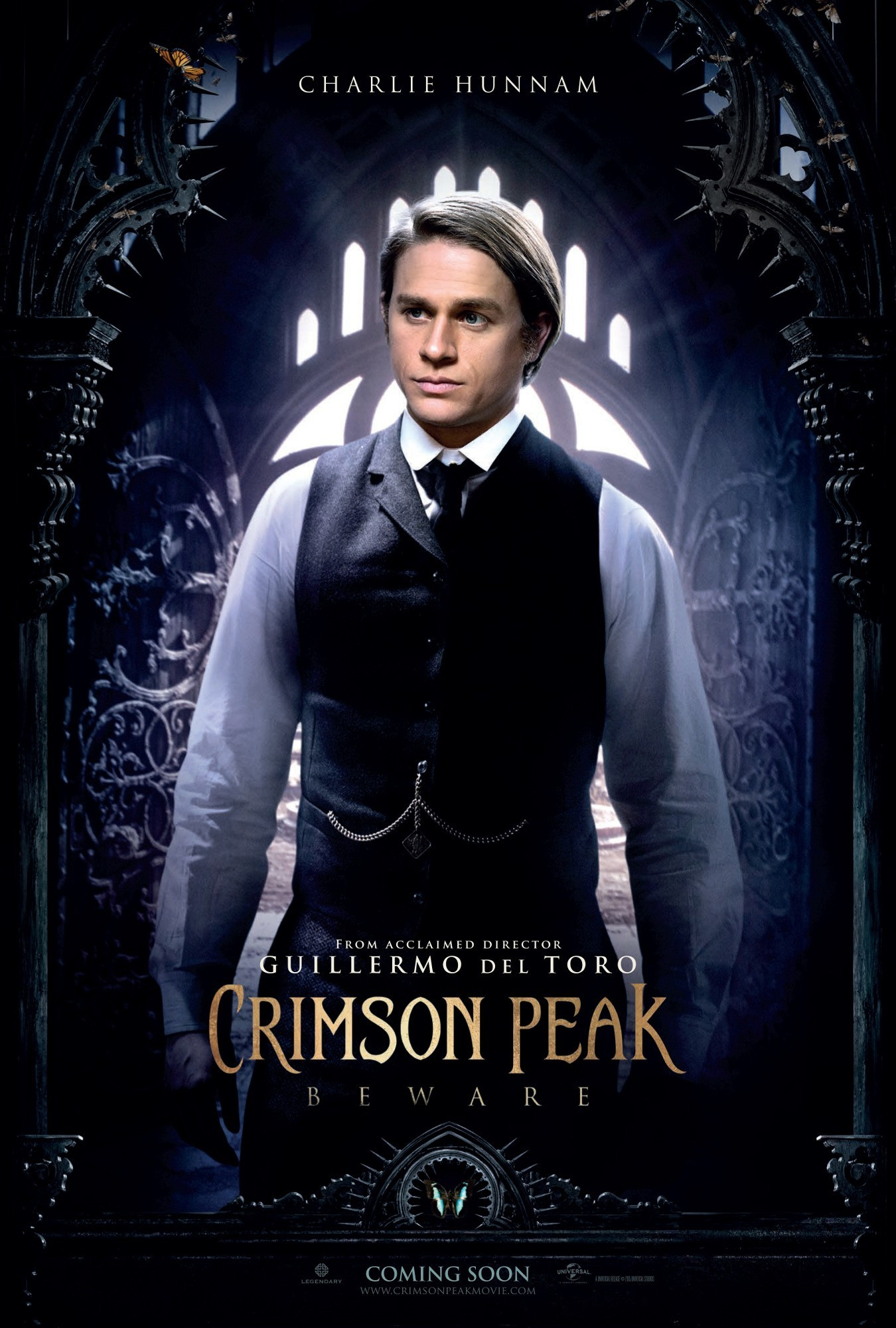 Crimson Peak Crimson Peak Picture 1...