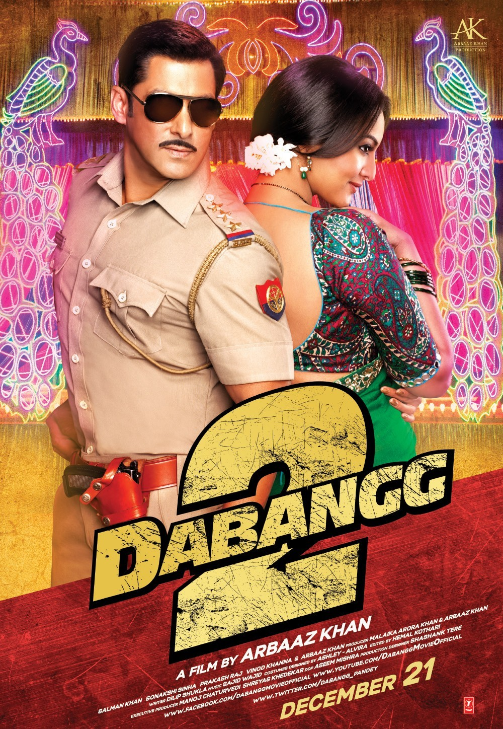 Dabangg 2 Picture 3  Dabangg 2 Movie Poster