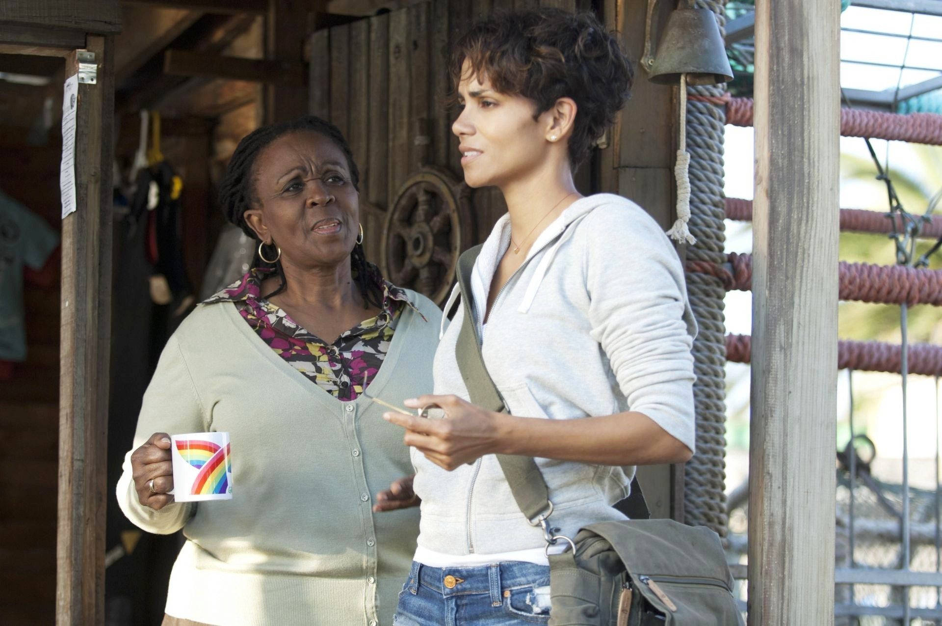 Halle Berry stars as Kate Mathieson in Lionsgate's Dark Tide (2012)