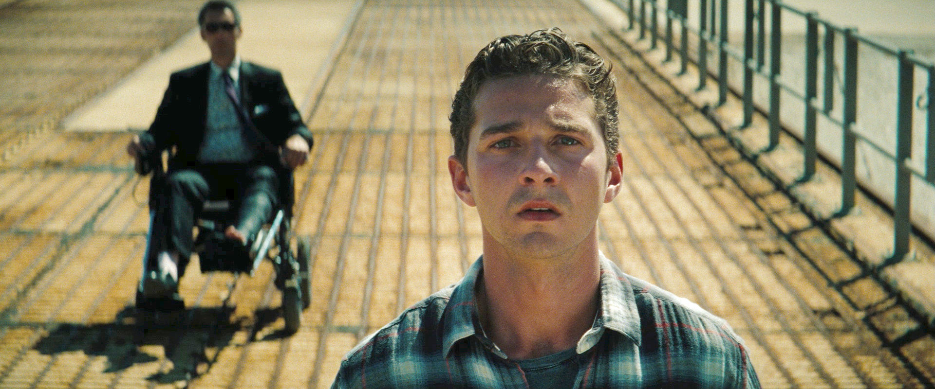 Shia LaBeouf stars as Sam Witwicky in DreamWorks SKG's Transformers: Dark of the Moon (2011)