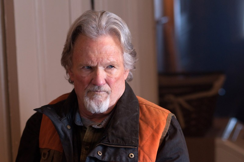 Kris Kristofferson stars as Chet in Magnolia Pictures' Deadfall (2012)