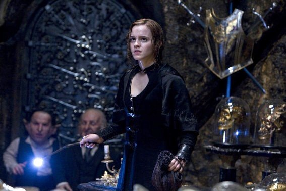 Emma Watson stars as Hermione Granger in Warner Bros. Pictures' Harry Potter and the Deathly Hallows: Part II (2011)