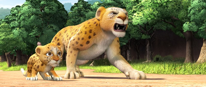 animated film, delhi safari, krayon pictures, 3d, india