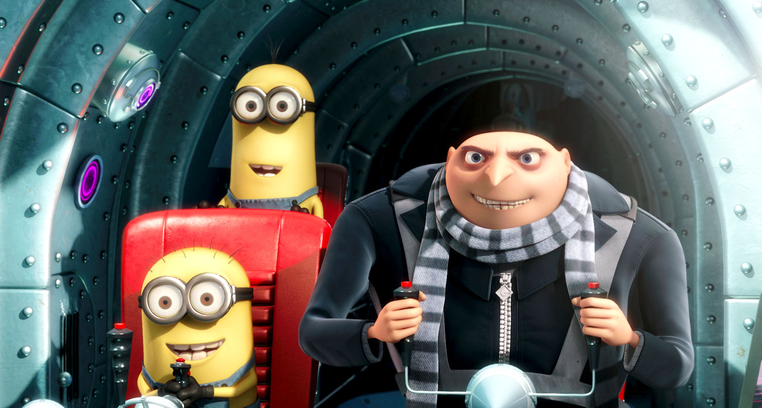 A scene from Universal Pictures' Despicable Me (2010)