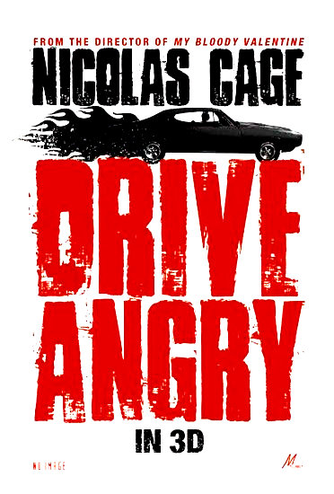 Poster of Summit Entertainment's Drive Angry (2011)