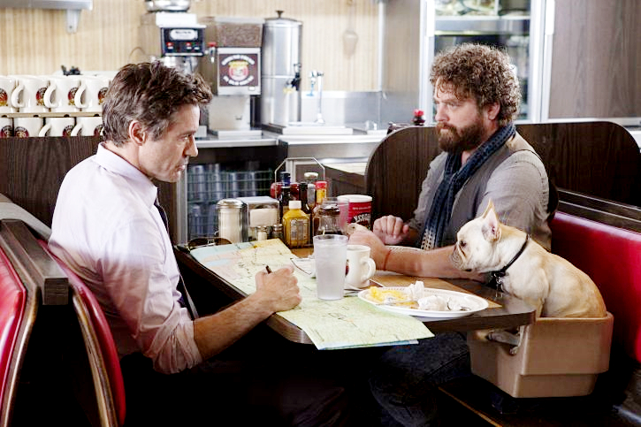 Robert Downey Jr., Zach Galifianakis