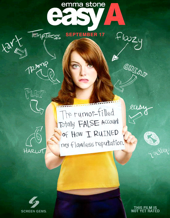 Easy A (2010) DVDRip XviD