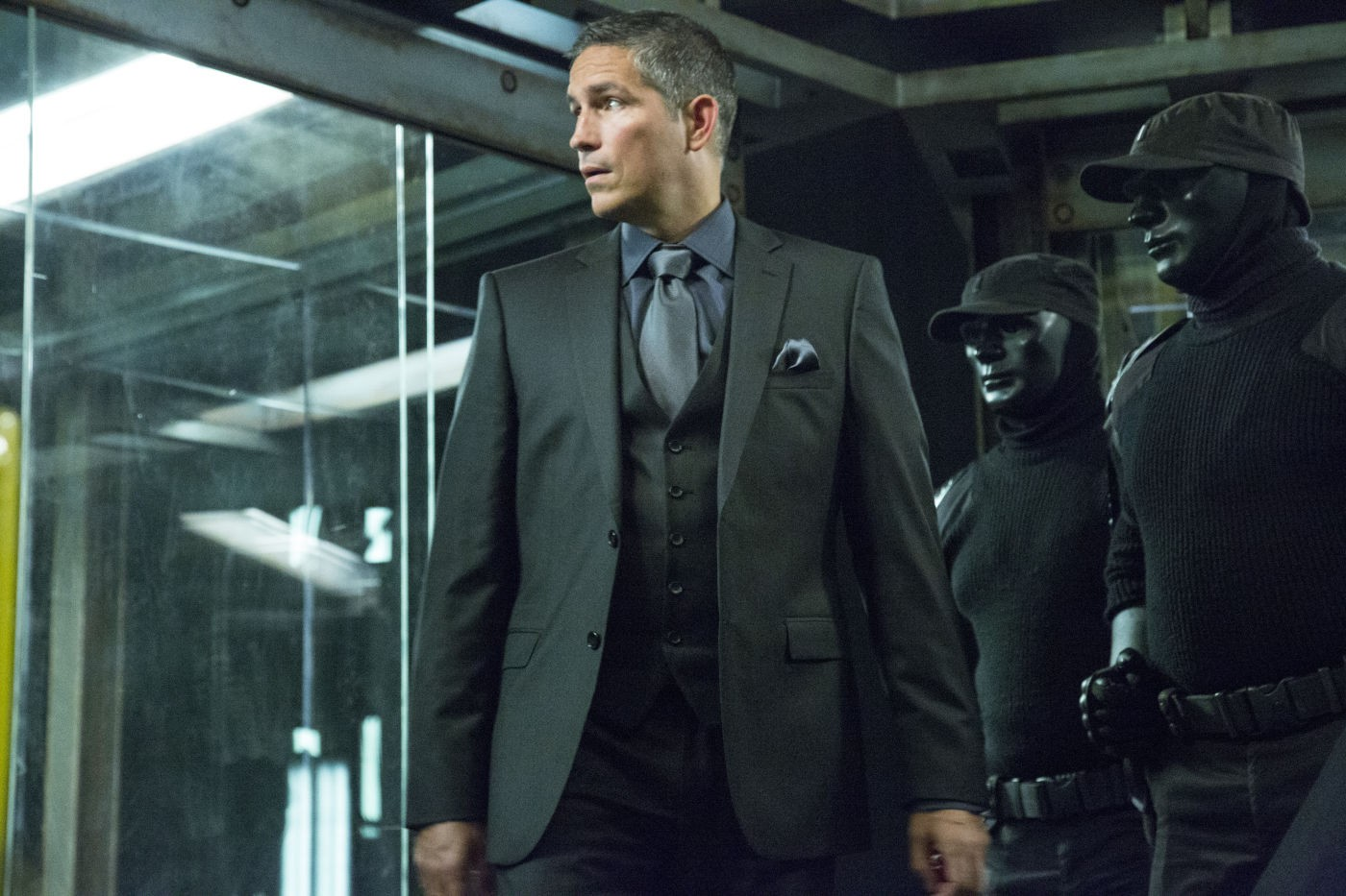 Jim Caviezel stars as Hobbes in Summit Entertainment's Escape Plan (2013)