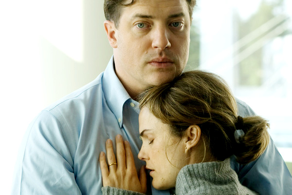 Brendan Fraser stars as John Crowley and Keri Russell stars as Aileen Crowley in CBS Films' Extraordinary Measures (2010)