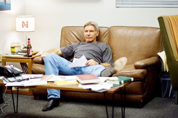 Harrison Ford stars as Dr. Robert Stonehill in CBS Films' Extraordinary Measures (2010)