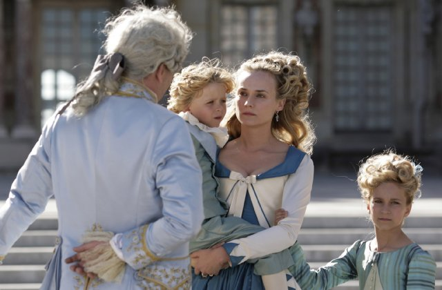 Diane Kruger stars as Marie Antoinette in Cohen Media Group's Farewell, My Queen (2012)