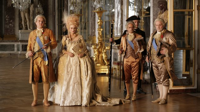 Xavier Beauvois stars as Louis XVI and Diane Kruger stars as Marie Antoinette in Cohen Media Group's Farewell, My Queen (2012)