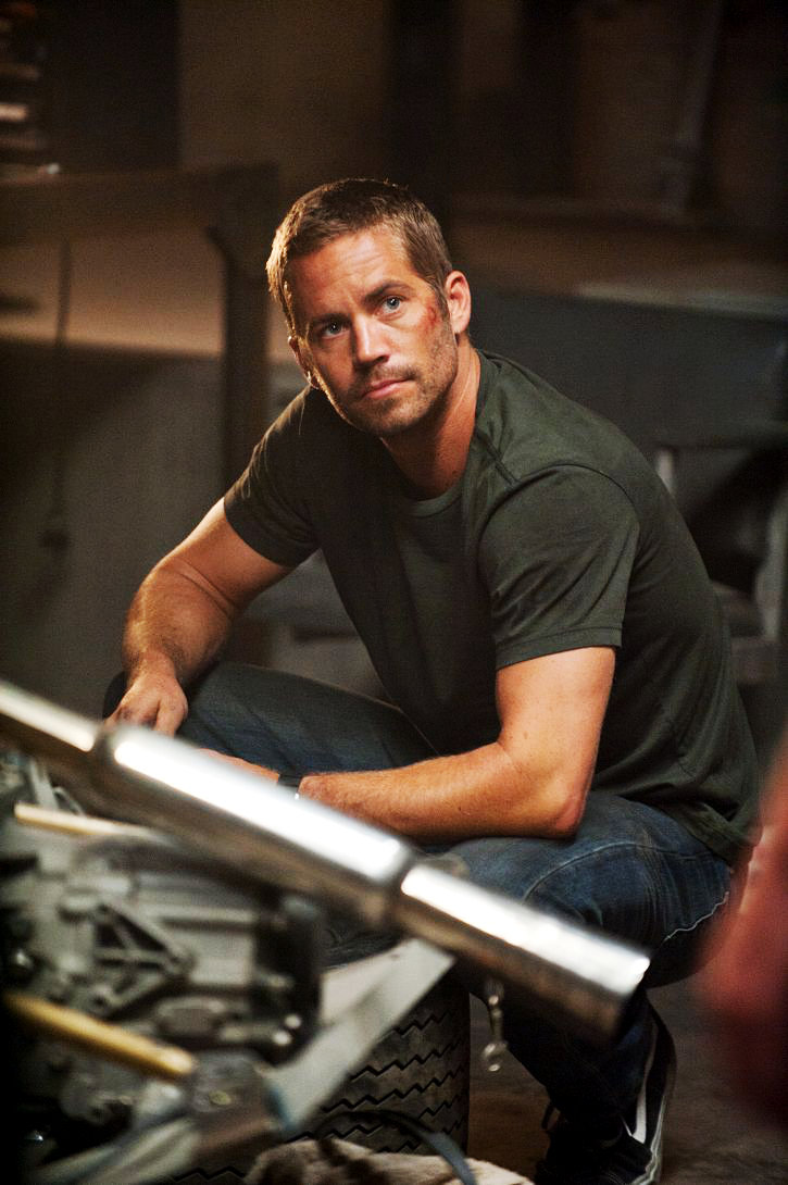 Paul Walker stars as Brian O'Conner in Universal Pictures' Fast Five (2011)